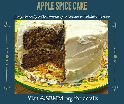 Spice Cake title=