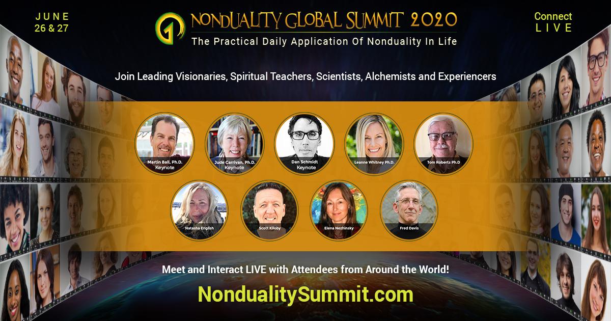 NonDuality Global Summit 2020 title=