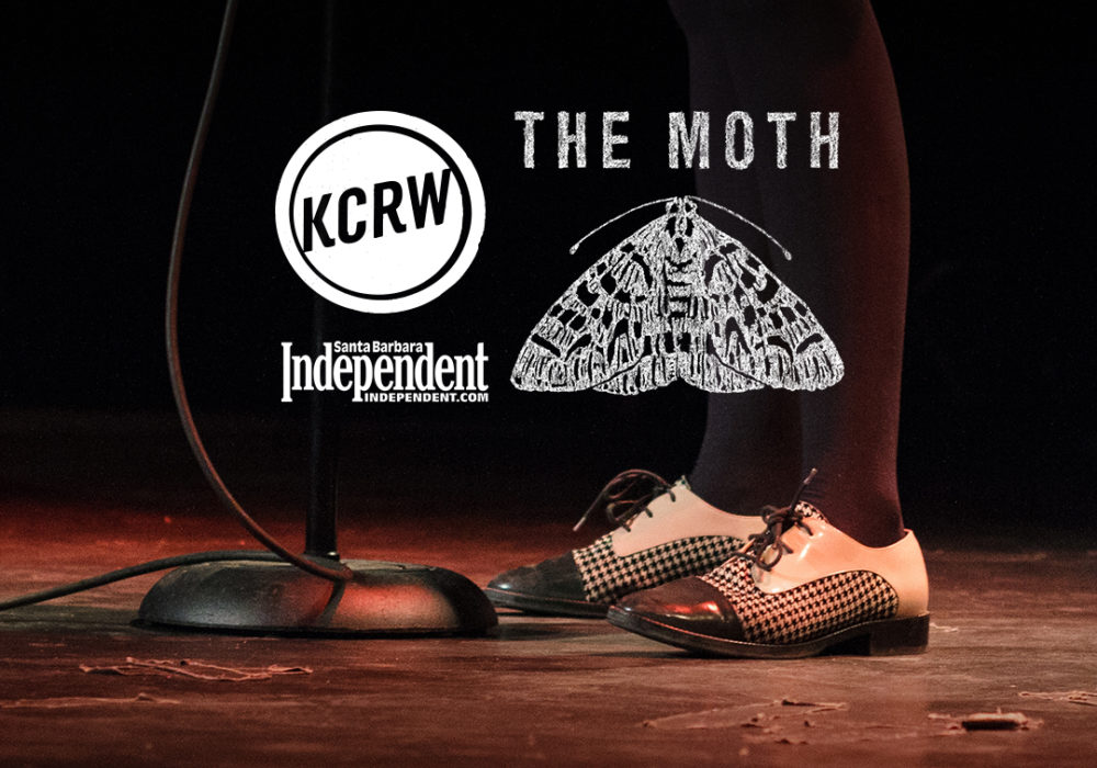 RESCHEDULED: The Moth Mainstage title=