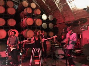 Live Music at Carr Winery with Stacked title=