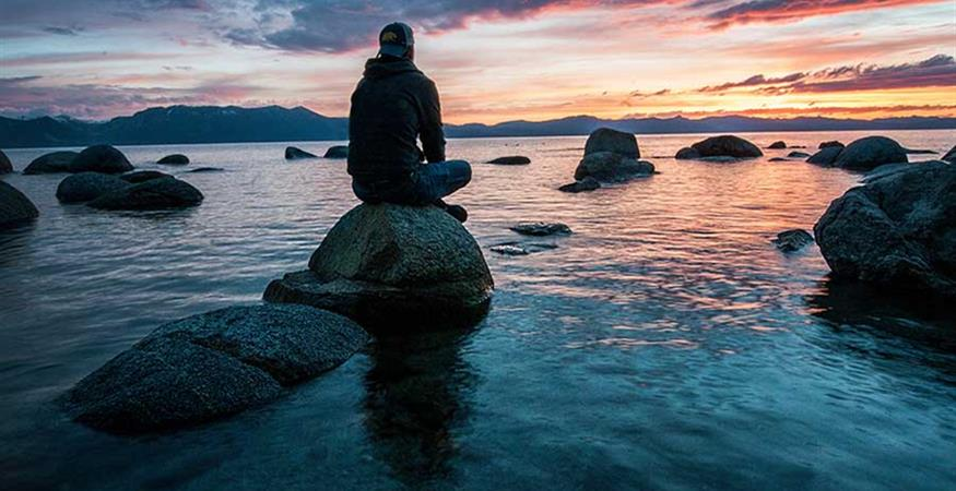 Mindfulness in Recovery with Arno Jaffe, JD and meditation teacher title=