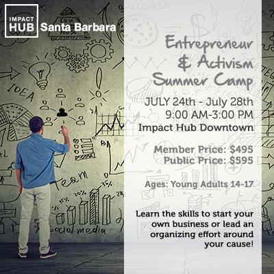 Entrepreneur & Activism Summer Camp