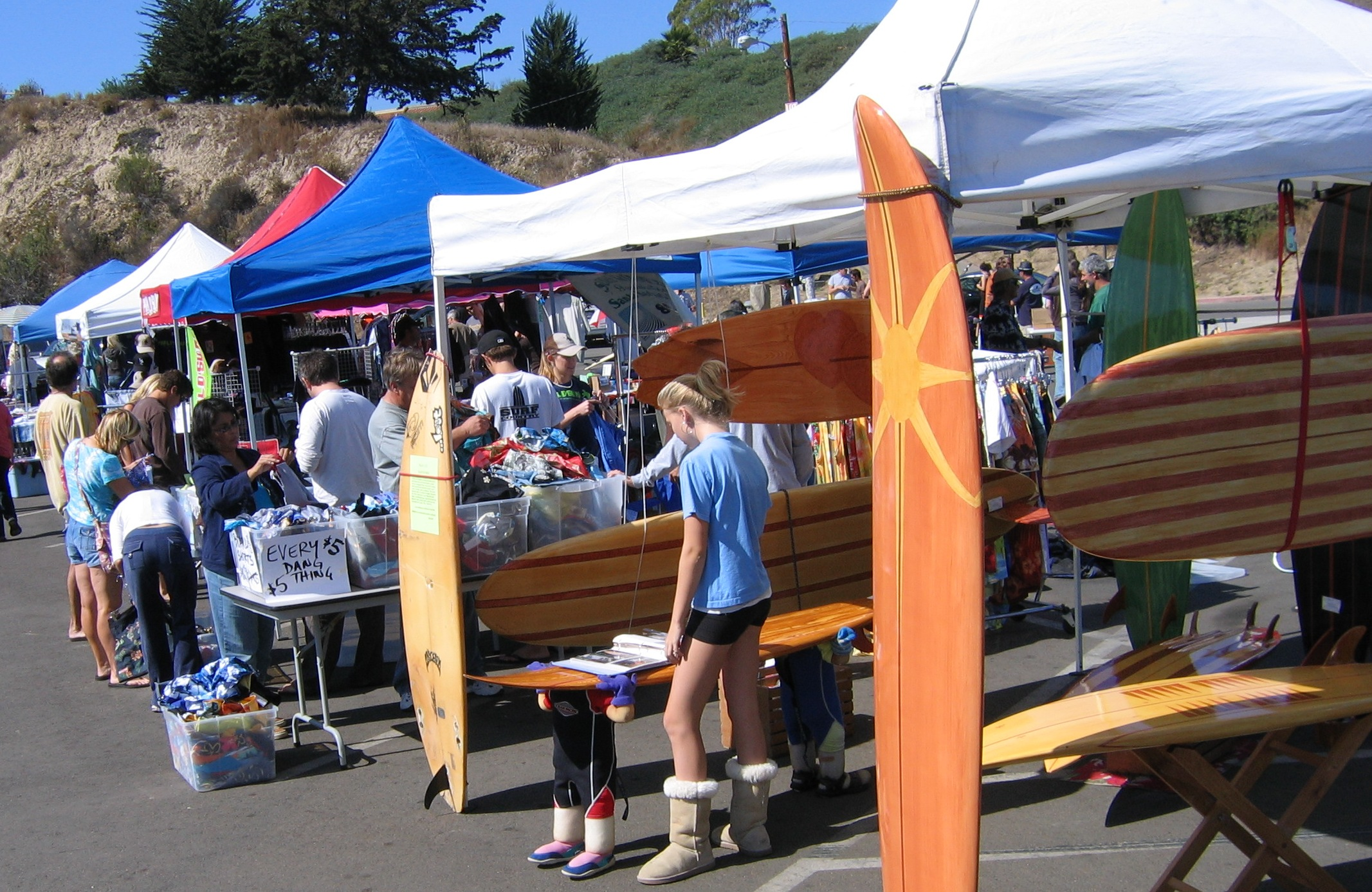 Surf Fest and Swap Meet