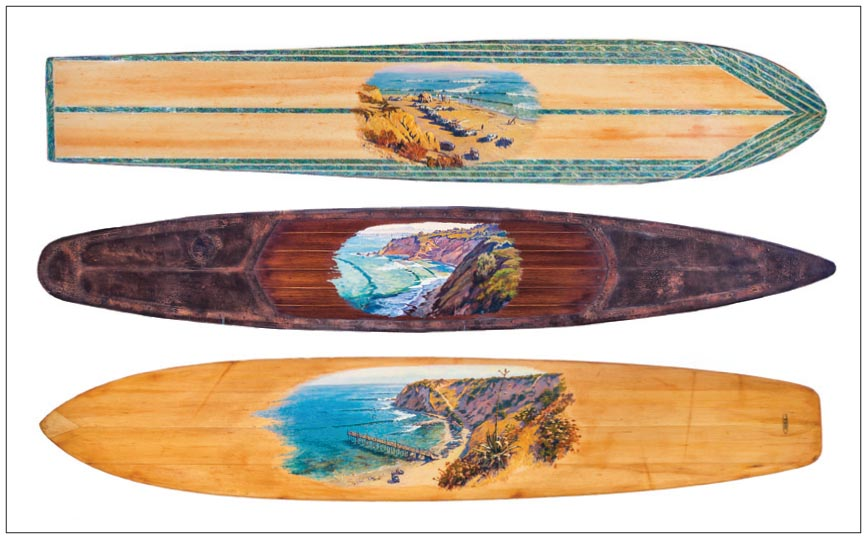 Historic Surfboards title=