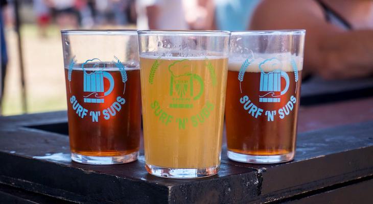 Surf 'n' Suds Beer Festival