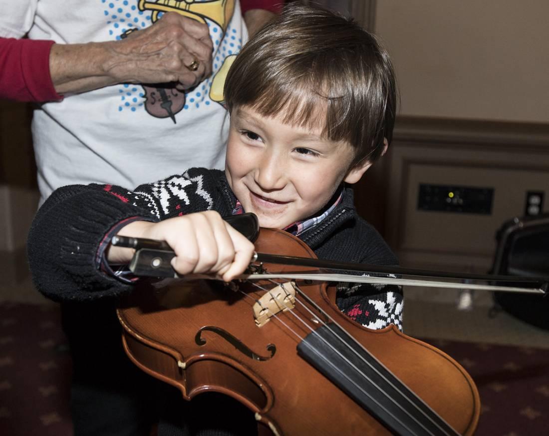 Santa Barbara Symphony's Free Family Holiday Concert title=