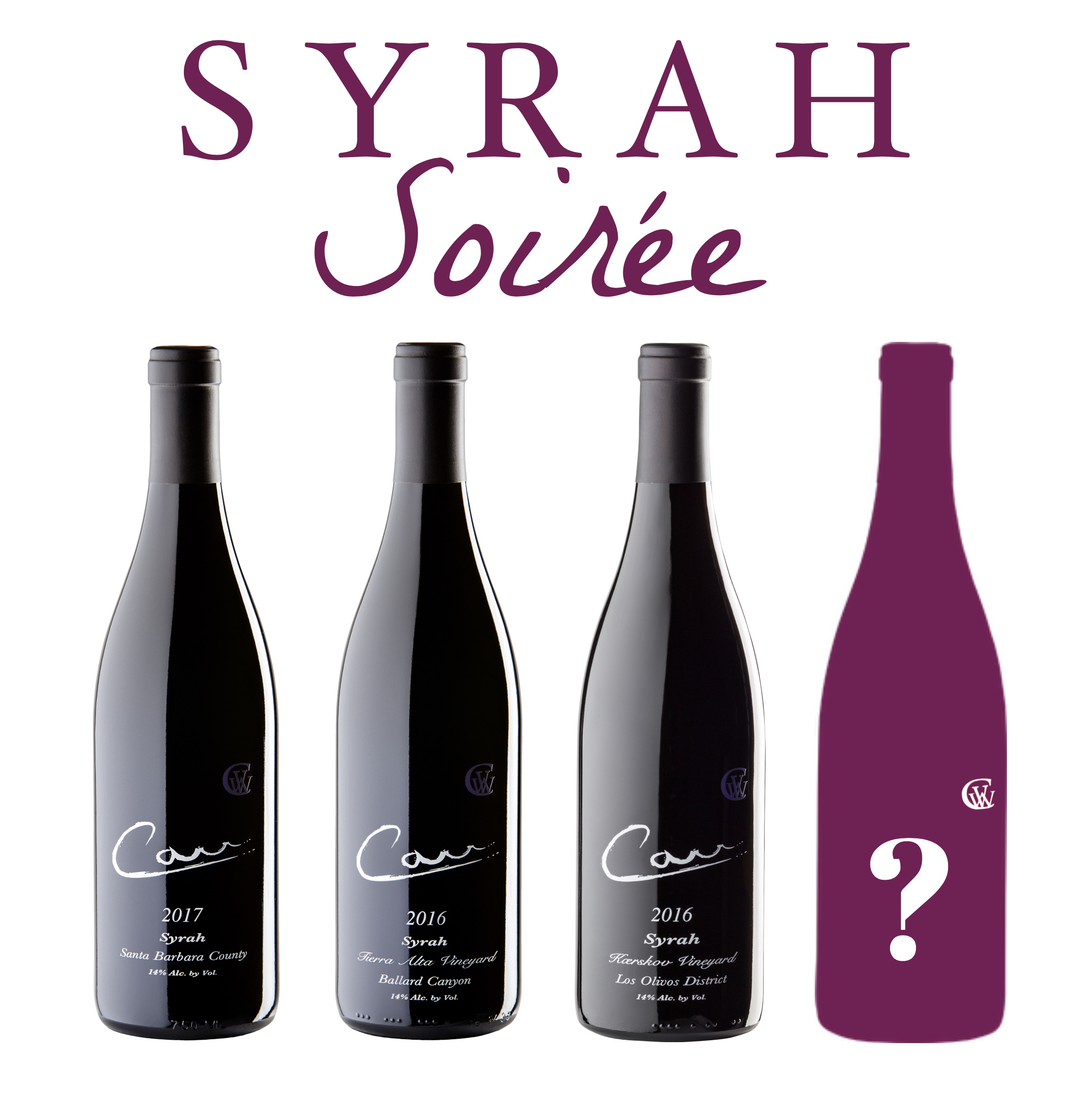 Syrah Soirée at Carr Winery title=