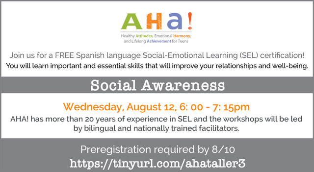 Spanish Language Social Emotional Learning (SEL) Certification! title=