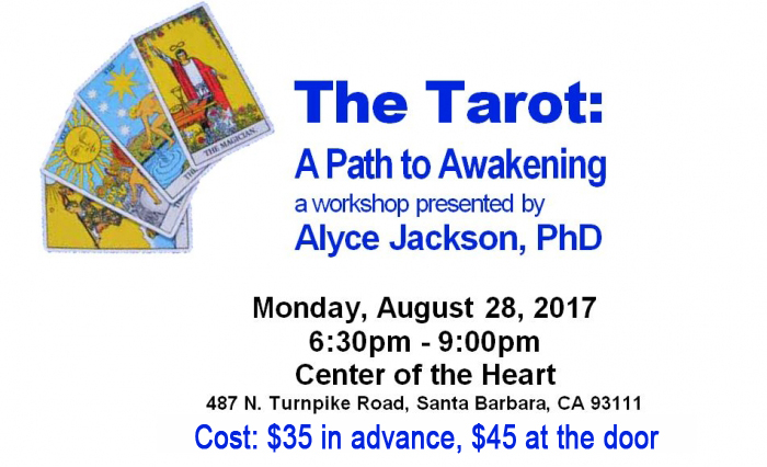 The Tarot: A Path to Awakening title=