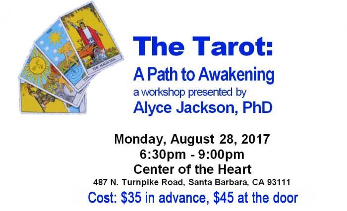The Tarot: A Path to Awakening