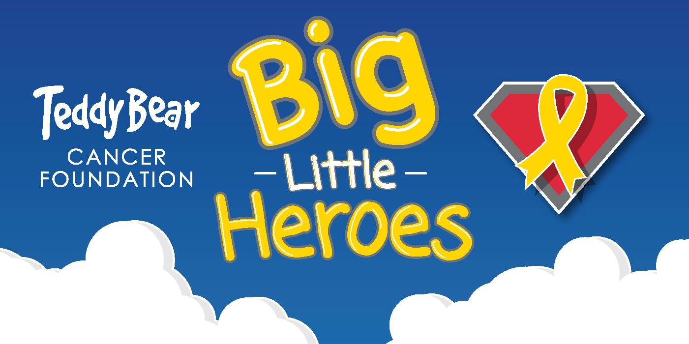 Teddy Bear Cancer Foundation's BIG Little Heroes Event title=