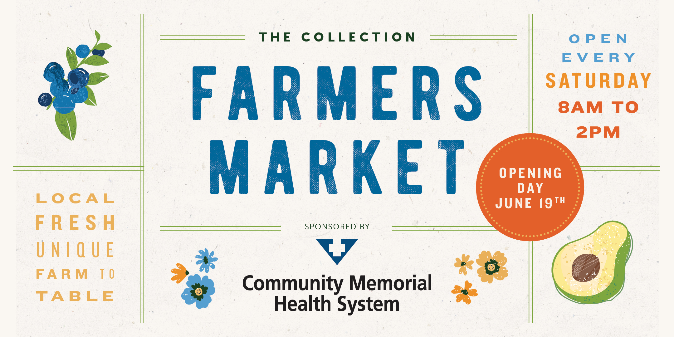 Farmers Market at The Collection title=