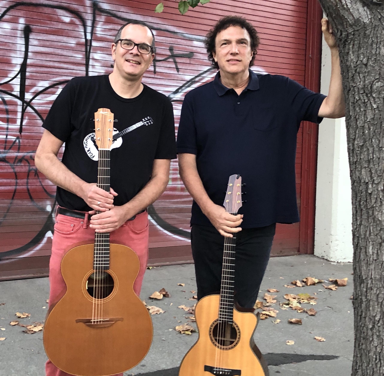 Teja Gerken & Doug Young Guitar Duo