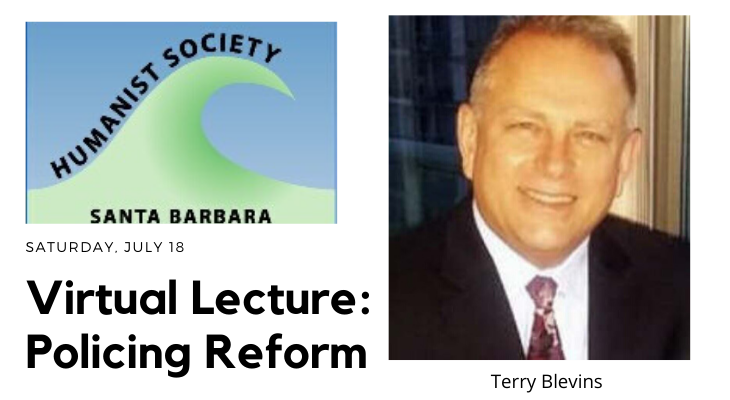 Humanist Society Lecture: Policing Reform title=