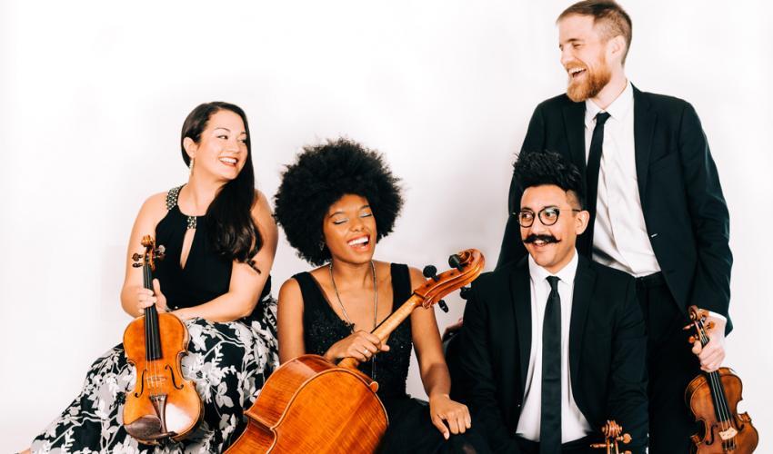 Thalea String Quartet title=