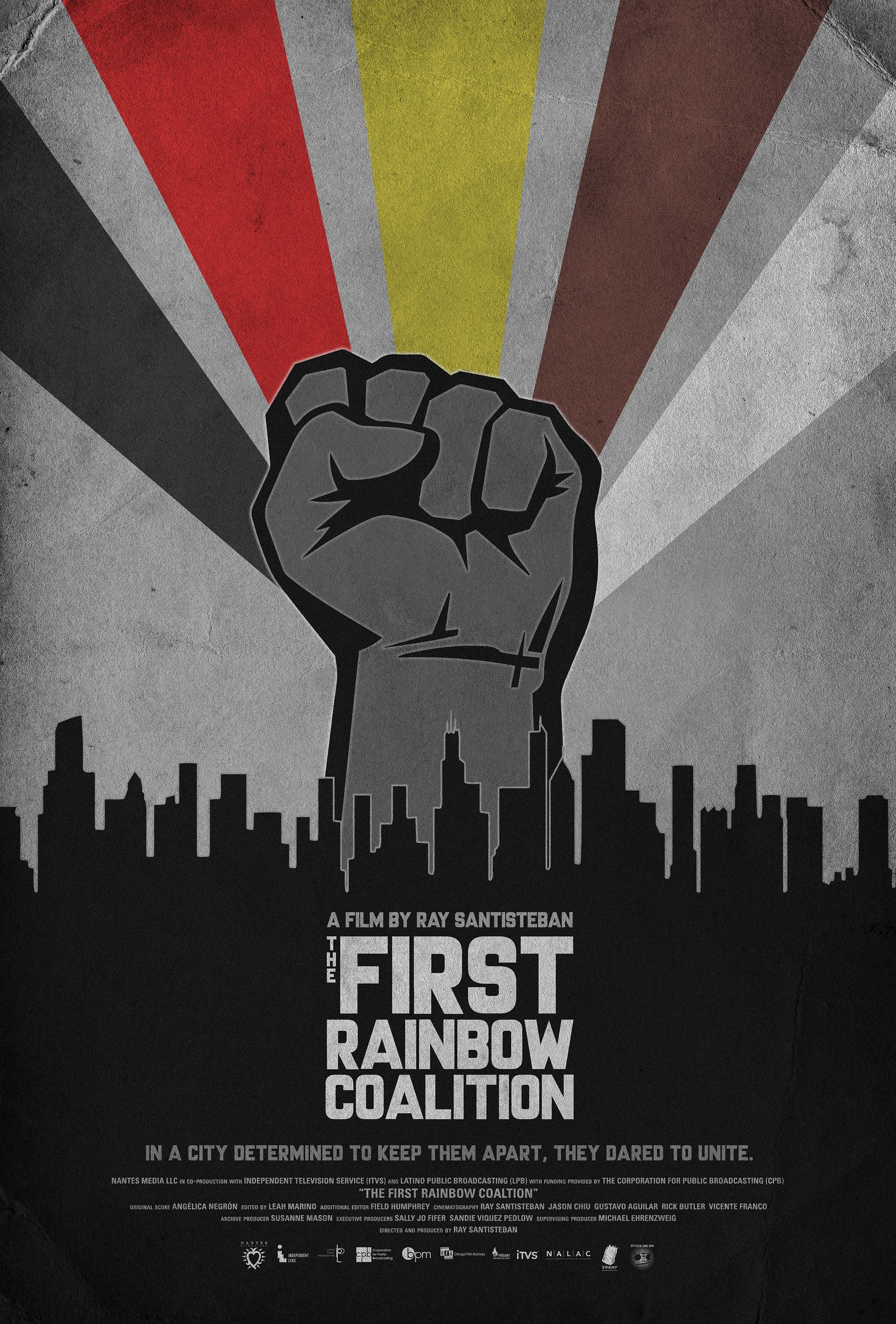 The First Rainbow Coalition (Film Screening) title=