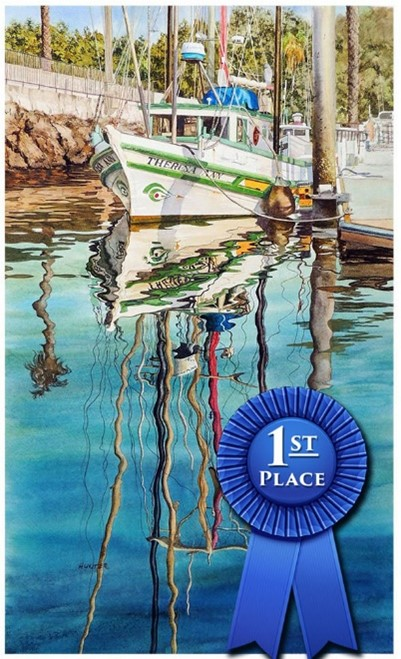 """""""Images of Our Rekindled Maritime Community,"""" an Online & In-Person SCAPE Art Show and Sale  title="""