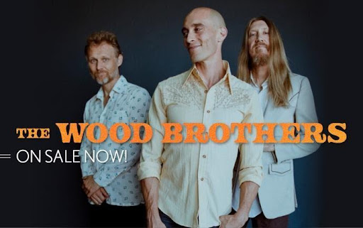 The Wood Brothers with special guest Kat Wright title=