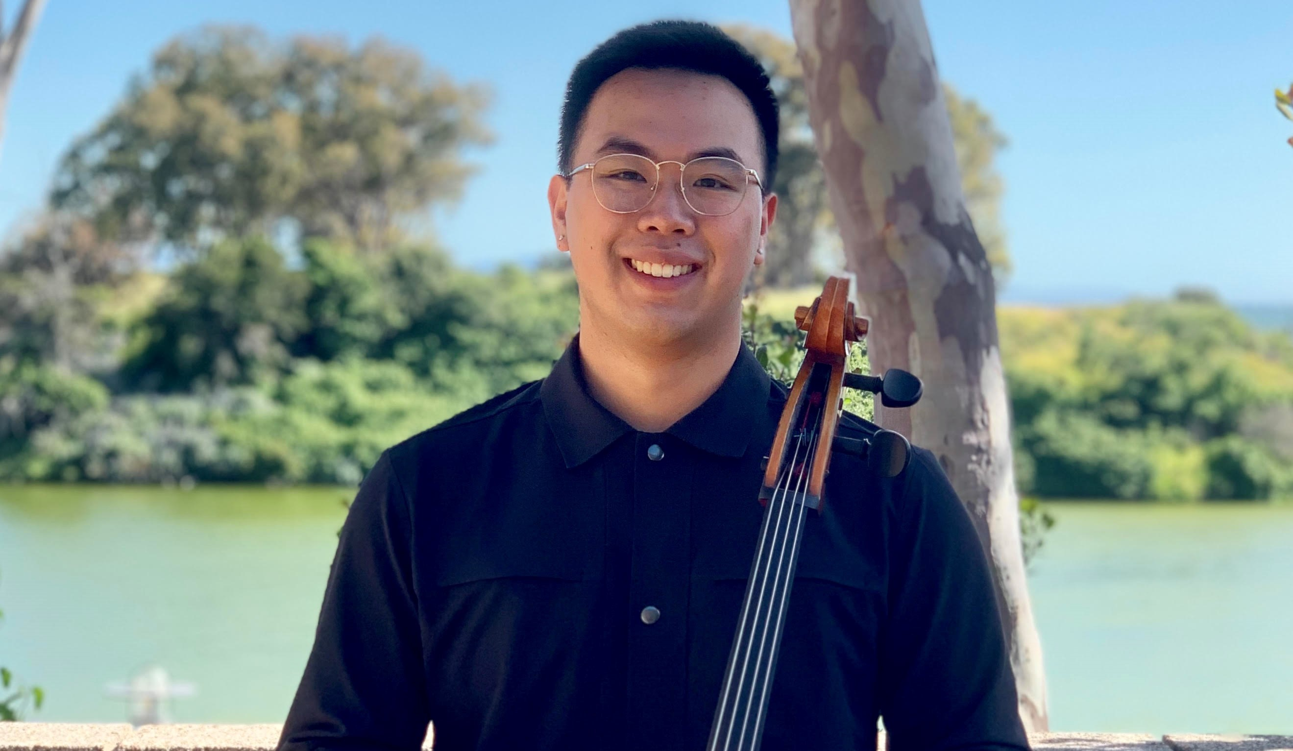 Undergraduate Student Recital: Thomas Lin, Cello title=
