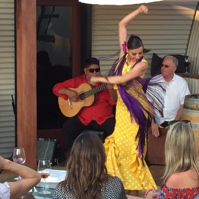 Flamenco Nights at Carr Winery with Tony Ybarra and Dancers title=