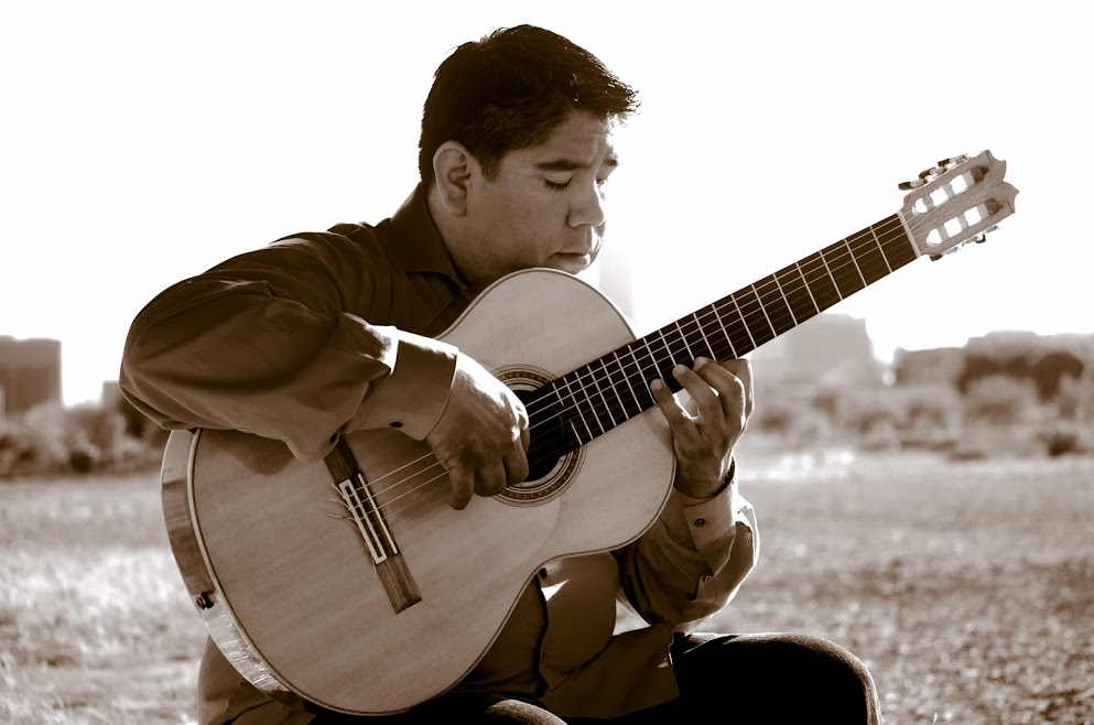 Live Music in the Barrel Room with Tony Ybarra title=
