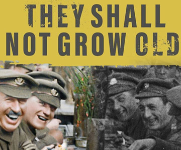 Special Effects: They Shall Not Grow Old title=