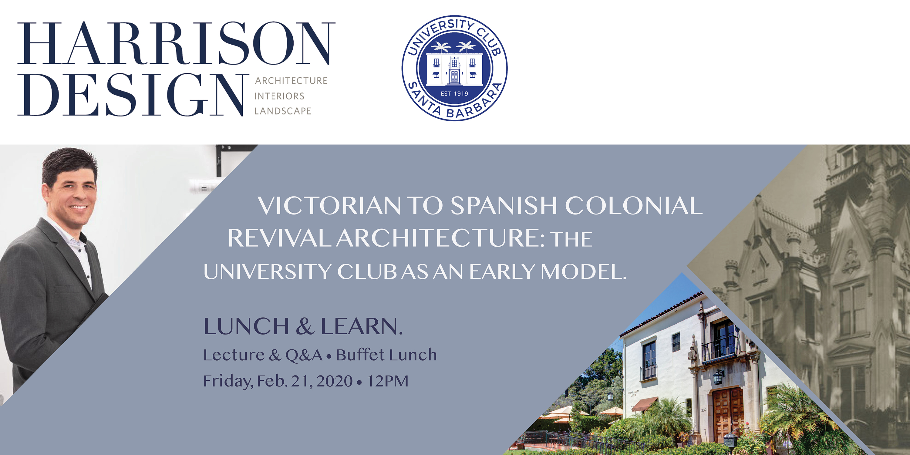 Victorian to Spanish Colonial Revival Architecture