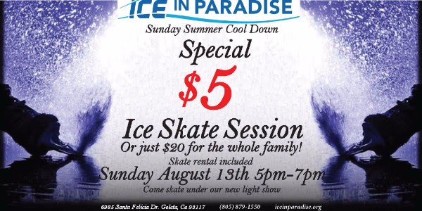 Sunday Summer Cool Down at Ice in Paradise title=