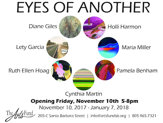 Eyes of Another Art Show title=
