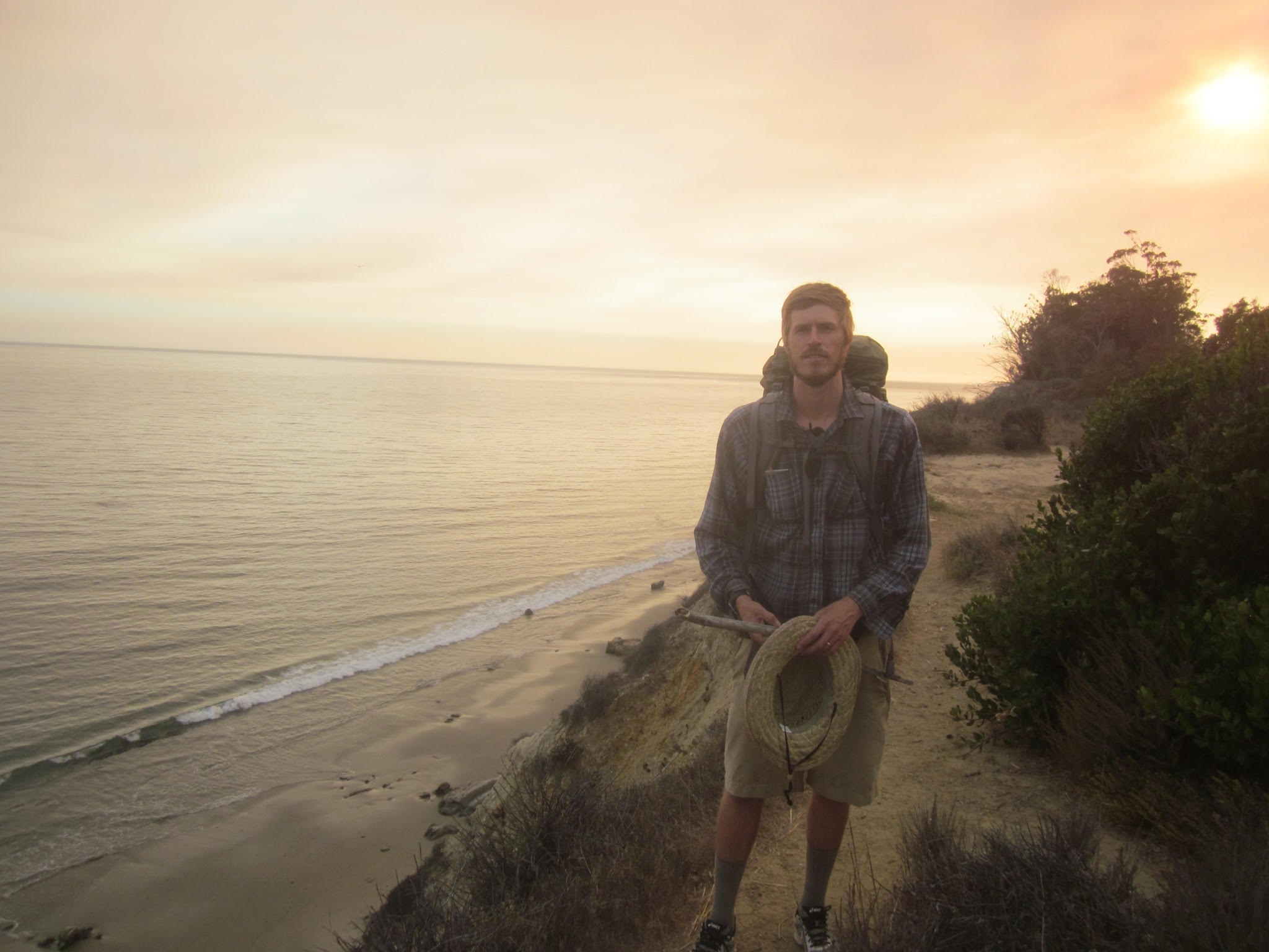 Alta California: From San Diego to San Francisco, a Journey on Foot to Rediscover the Golden State Nick Neely Gaspar de Portola Route hiking backpacking title=
