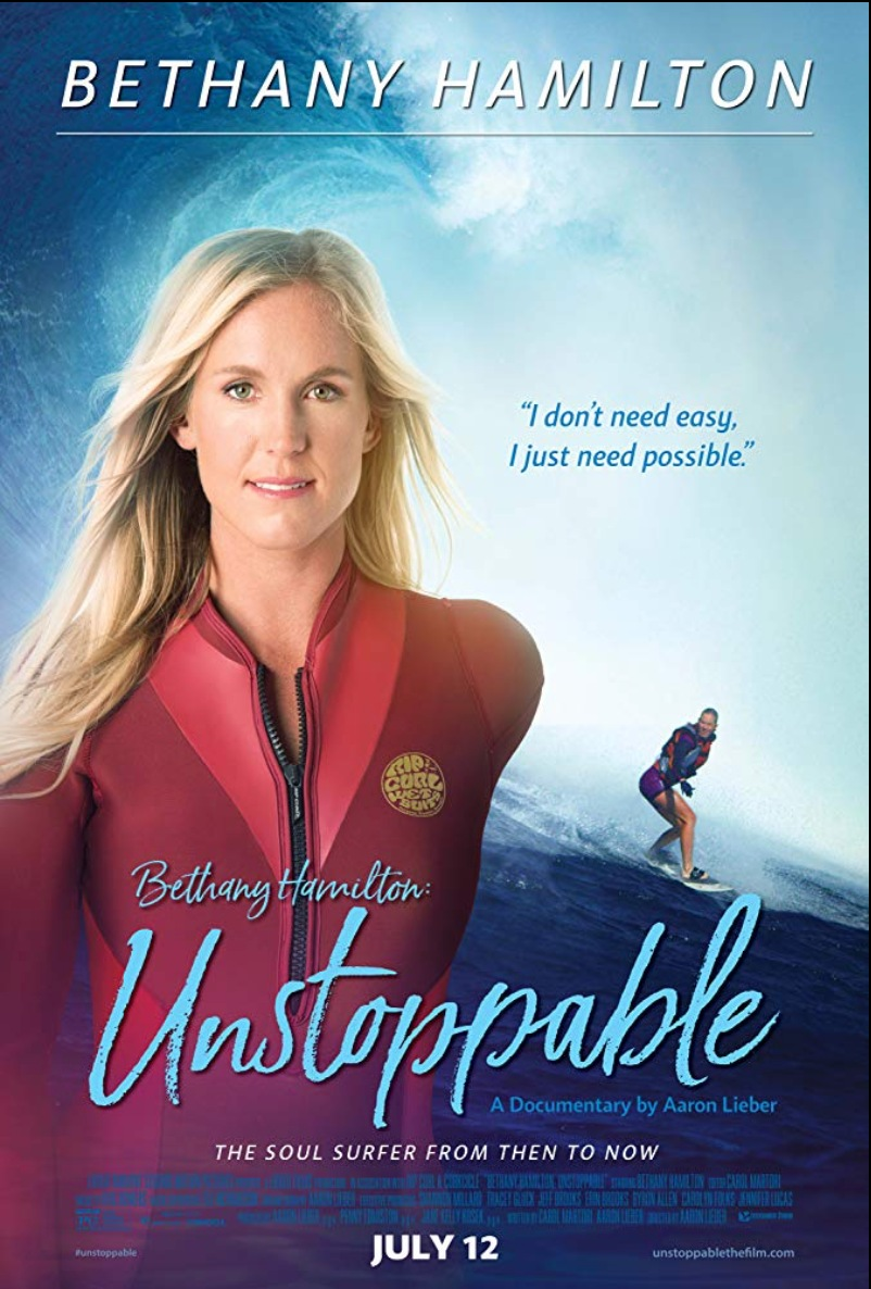 Bethany Hamilton: Unstoppable title=
