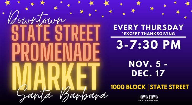 State Street Promenade Market title=