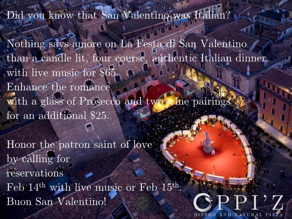 Celebrate La Festa di San Valentino! title=