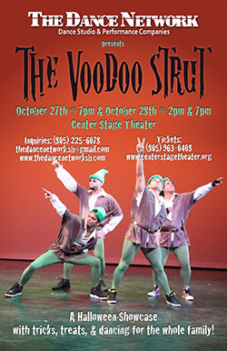 The Voodoo Strut title=