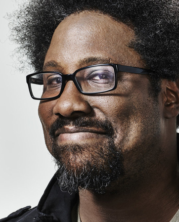 Sociopolitical Comedian and Host of CNN's United Shades of America W. Kamau Bell title=