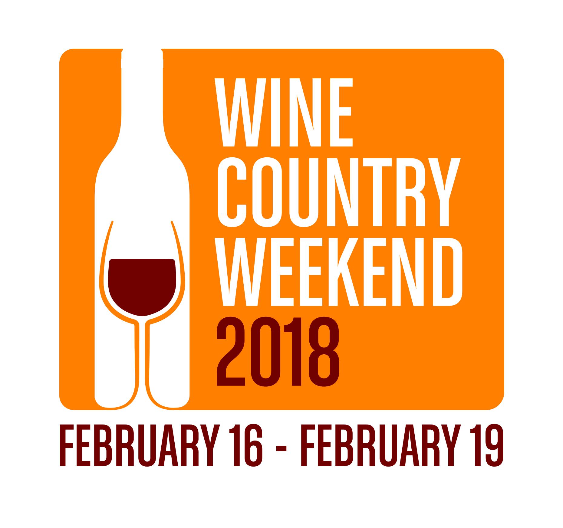 Wine Country Weekend