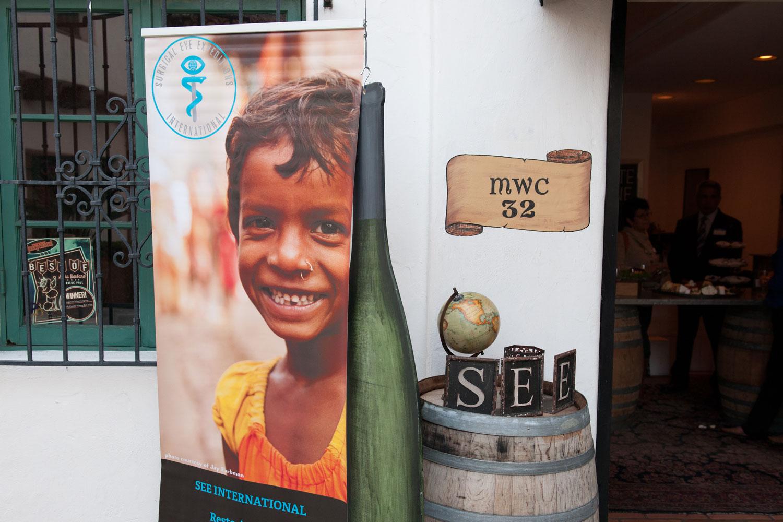 3rd Annual SEE International Wine Tasting