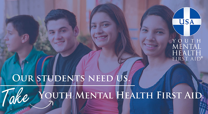 Youth Mental Health First Aid (Online) title=