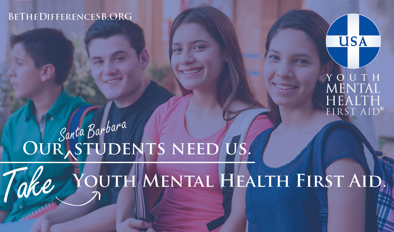 Youth Mental Health First Aid for Faith-Based Community title=
