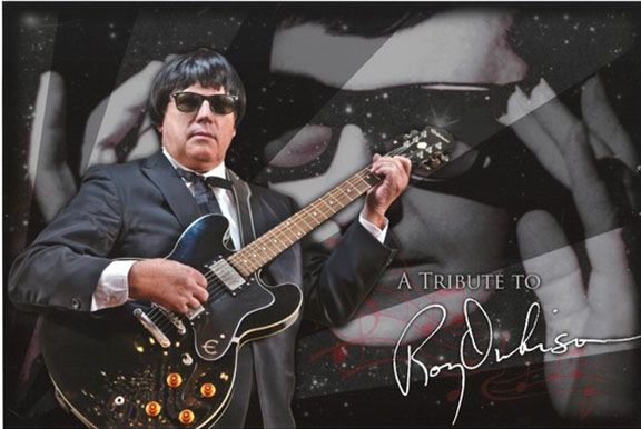 RUNNING SCARED PRODUCTIONS PRESENTS Roy Orbison Returns with Lights Up Santa Barbara