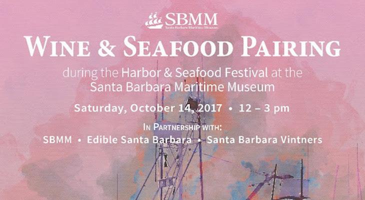 WIne & Seafood Pairing at SBMM