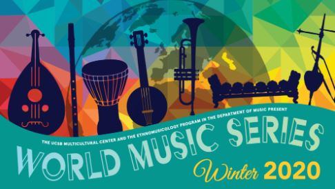 World Music Series: An Extended Solo on the Djembe Drum by Ngoki