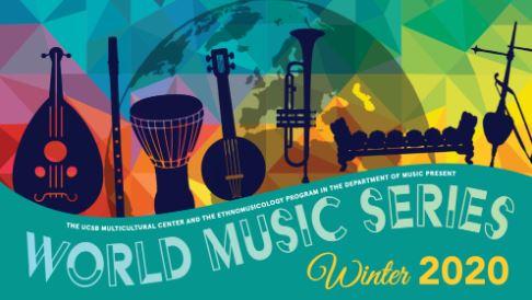 (CANCELED) World Music Series: UCSB Son Jarocho Ensemble title=