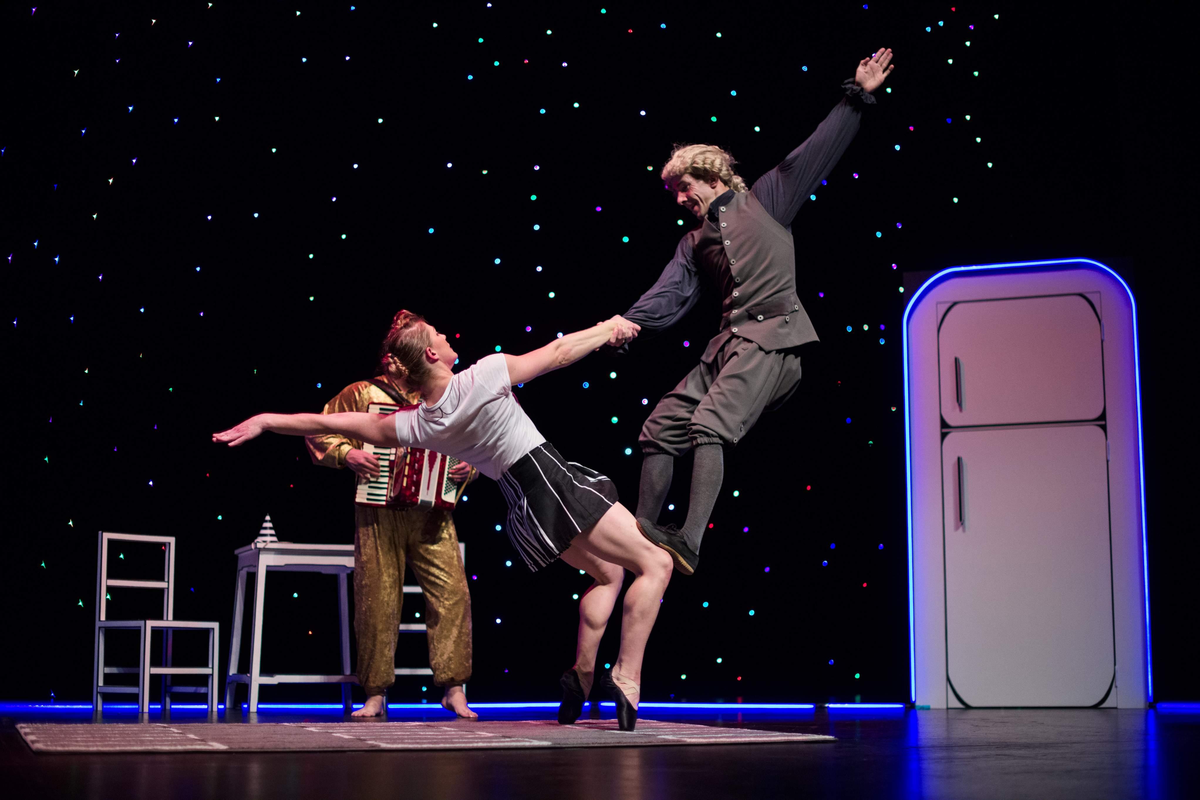 Circa: Wolfgang's Magical Musical Circus title=