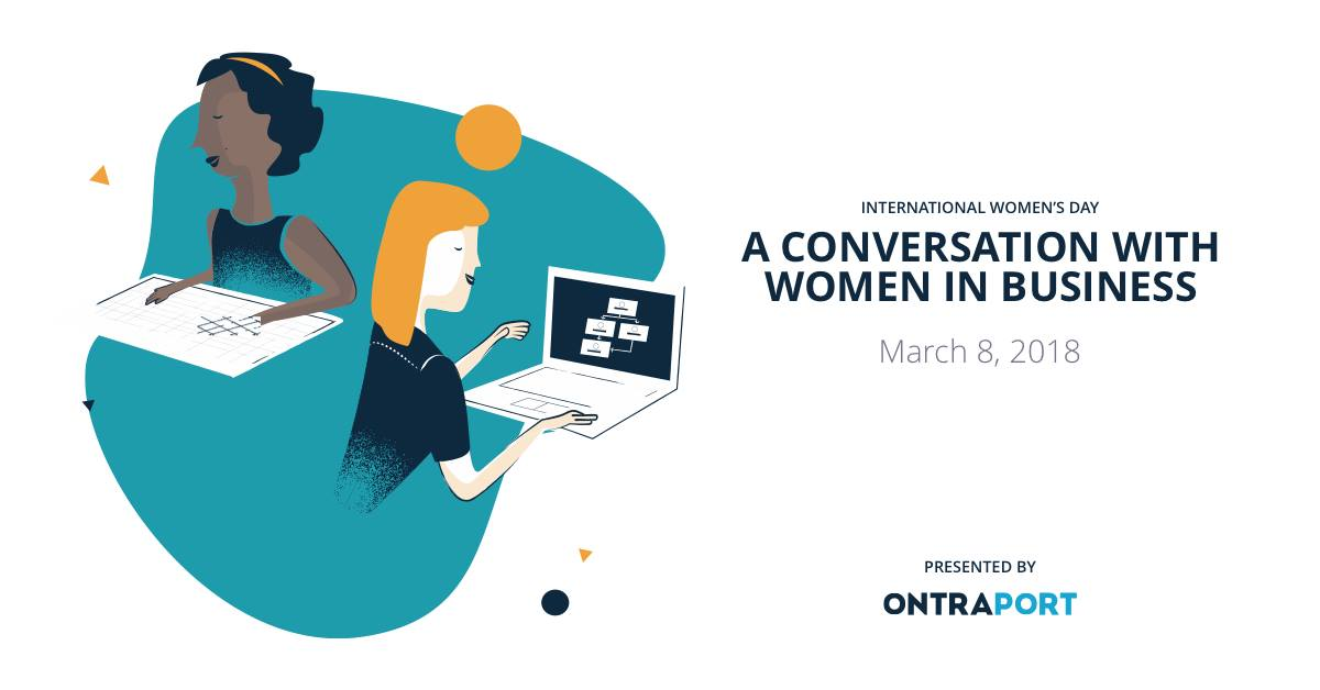 A Conversation with Women in Business