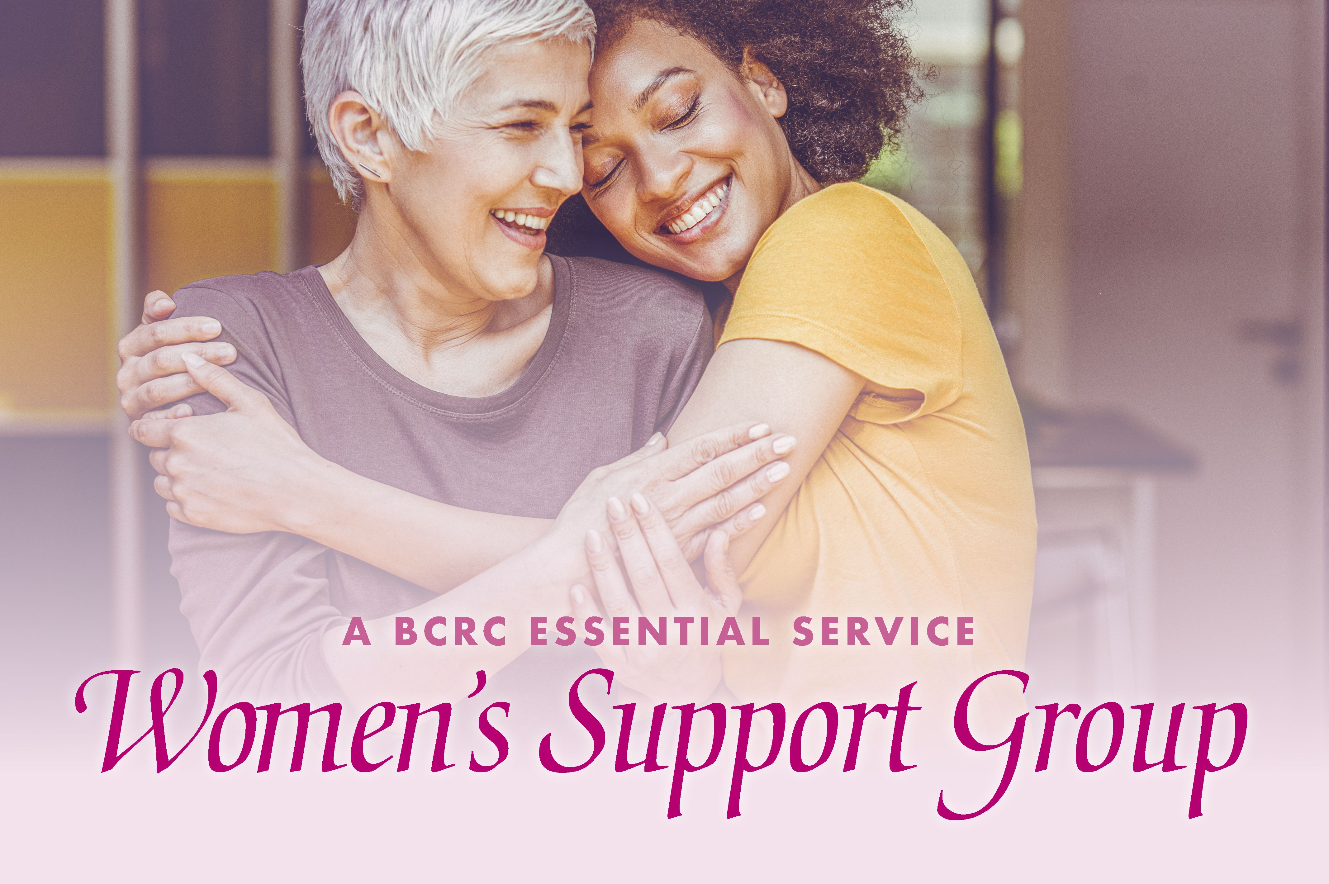 Breast Cancer Resource Center- Women's Support Group  title=