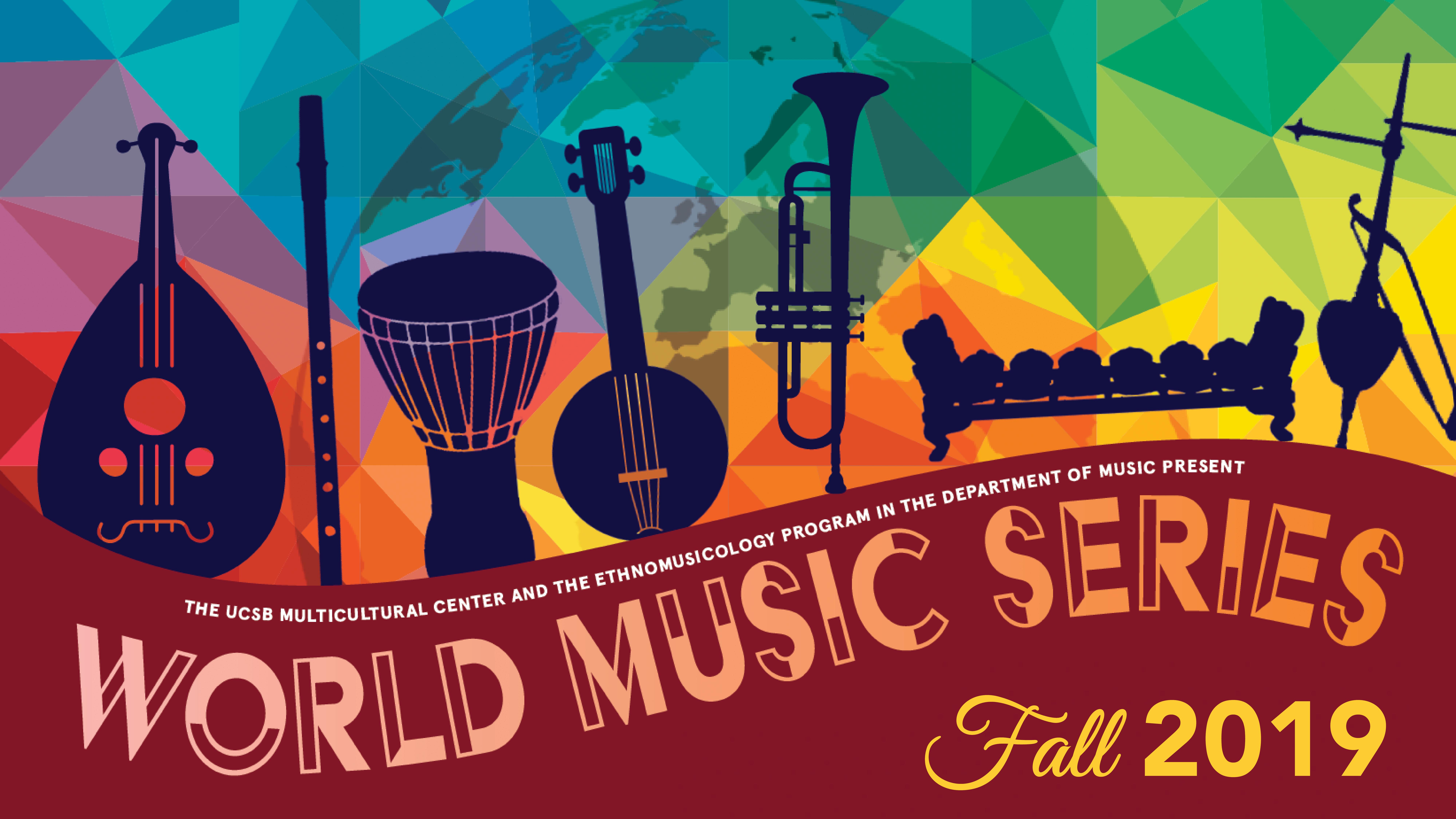 World Music Series: UCSB Gamelan Ensemble title=