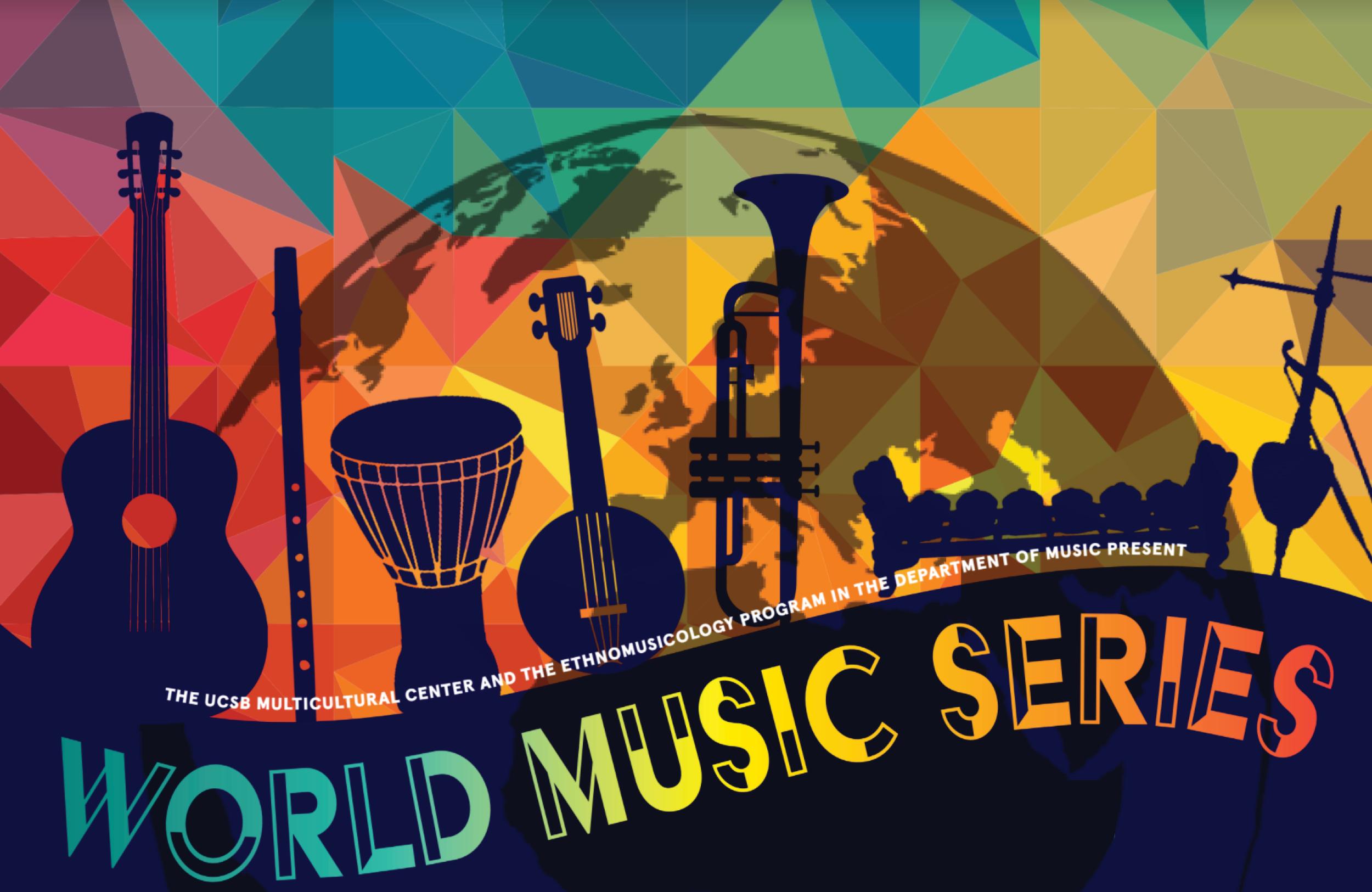 World Music Series: UCSB Gospel Choir title=