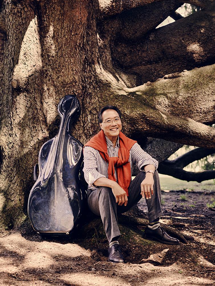 Yo-Yo Ma, Special Lecture Event title=