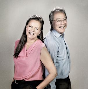 Classical Music Treasures Yo-Yo Ma & Kathryn Stott title=